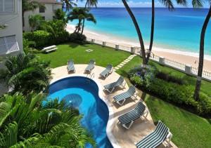 Leith Court Barbados view