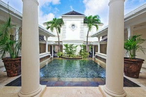 lelant-villa-rental-barbados-courtyard