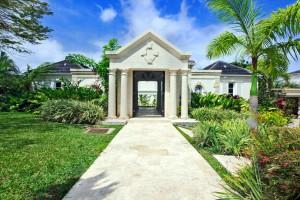 lelant-villa-rental-barbados-entrance