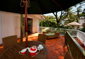 Little Seascape Barbados outdoor living