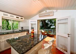 Little Seascape Barbados kitchen