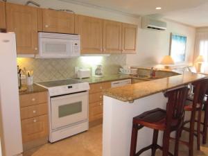 Maxwell Beach Villas 501 master bed