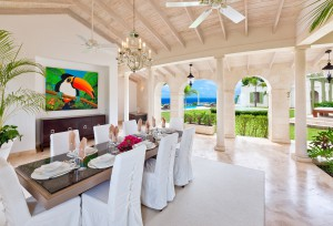 Marsh-Mellow-villa-rental-Barbados-dining