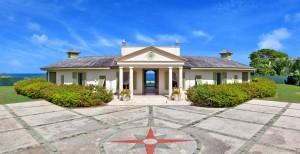 Marsh Mellow villa exterior entrance