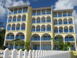 Maxwell Beach Villas in Oistins