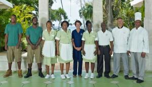 Nelson Gay staff