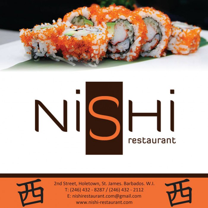 Nishi, Second Street, Holetown