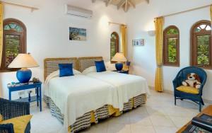 Oceana Barbados villa bedroom2