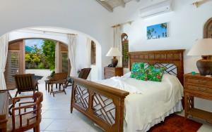 Oceana Barbados villa bedroom3