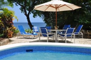 Ocean's Edge private pool