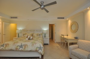 Palm Beach 204 master bedroom