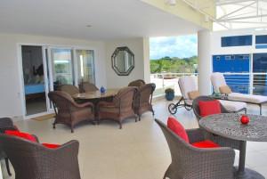 Palm Beach Condos 509 patio
