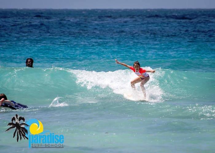 Paradise Surf School & Tours