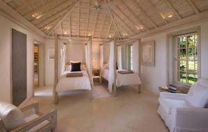 Pink Cottage bedroom 1