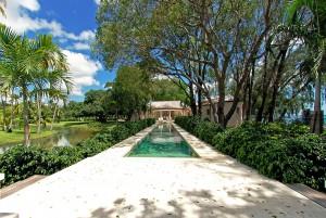 Pink Cottage pool