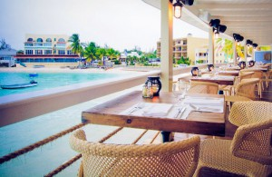 Primo bar bistro Barbados casual dining
