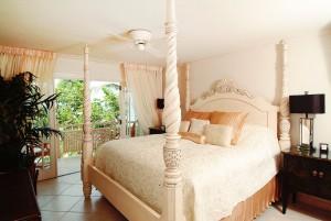 Reeds House 14 master bedroom