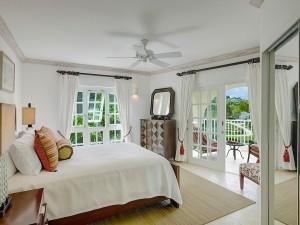 Royal Apartment 121 Barbados bedroom