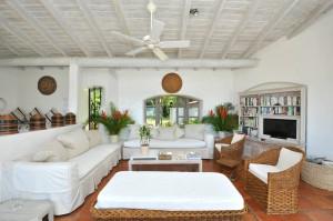 San Flamingo villa interior