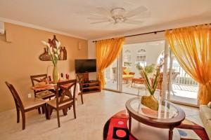 Barbados Sapphire Beach 118 living room