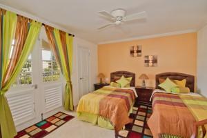 Barbados Sapphire Beach 118 upstairs bedroom