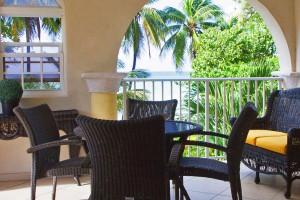 Barbados Sapphire Beach 118 patio