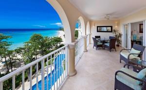 Sapphire Beach 407 rental Barbados
