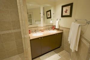Sapphire Beach 509 Barbados bathroom2