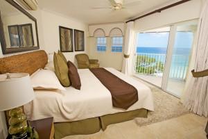 Sapphire Beach 509 Barbados masterbed
