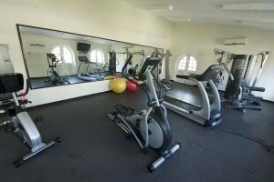 Sapphire Beach 509 Barbados gym
