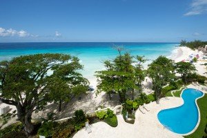 Sapphire Beach 509 Barbados view