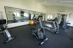 Sapphire Beach Condos gym