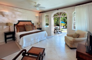 Saramanda villa rental Barbados bedroom 3