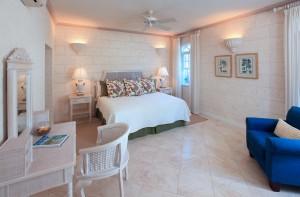 Saramanda villa rental Barbados bedroom 4