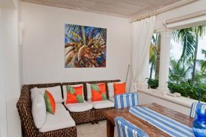 Schooner Bay 207 balcony