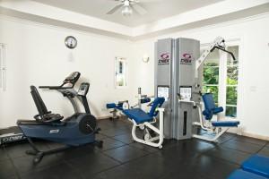 Schooner Bay Barbados gym