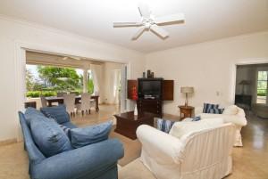Schooner Bay 207 living room