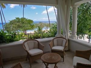 Schooner Bay balcony bedroom
