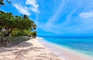 Seawards villa Barbados beach