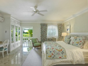 St Helena villa Barbados bedroom 1