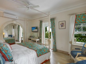 St-Helena-holiday-villa-rental-Barbados-bedroom