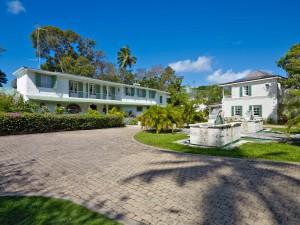 St Helena villa Barbados rental