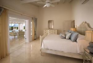 SStanford House villa bedroom