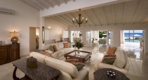 Stanford House villa interior