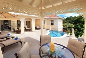 Tara-villa-rental-Barbados-gazebo