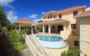 Tara-villa-rental-Barbados-rear