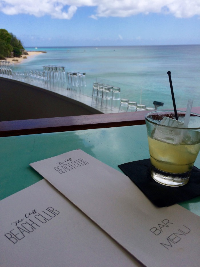 The Cliff Beach Club, St James