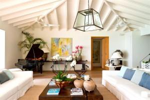 The Dream villa interior