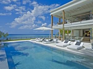 The Dream villa pool view