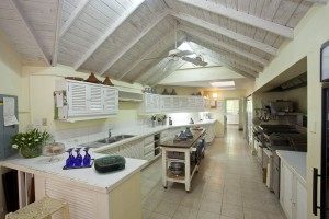 The Great House kitchen